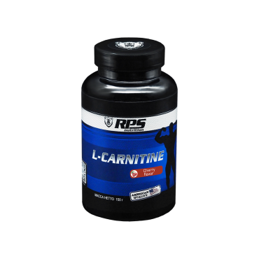 L-карнитин RPS Nutrition вкус Вишня, L-Carnitine RPS Nutrition Cherry Flavor, банка 150г